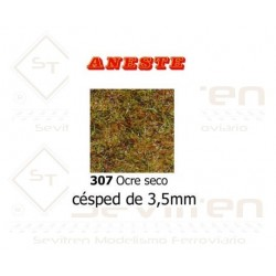 CESPED 3,5 mm. Ocre seco....