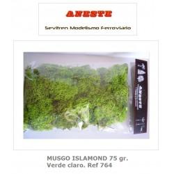 MUSGO NATURAL ISLAMOND 75...