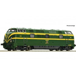 Diesel locomotive series 340, RENFE, digital sound - Fleischmann 725080