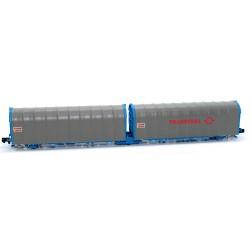 Platform wagon Lails...