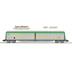 G23457 Habiss Renfe Green Load 2506 - Galvani Works