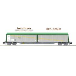 G23467 Habiss Renfe Green Load 2253 - Galvani Works