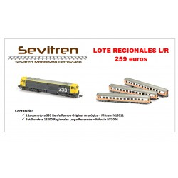 Set Regionals Train - Mftrain N13311+N71006