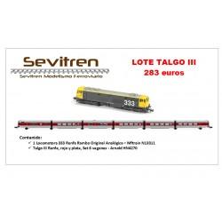 Set Talgo III - Mftrain N13311+ Arnold HN4270