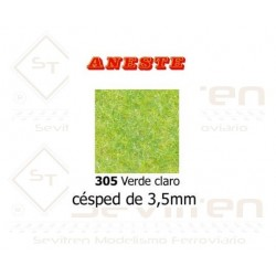 LAWN OF 3,5 mm HEIGHT. LIGHT GREEN. ANESTE - REF 305