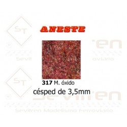 LAWN OF 3,5 mm HEIGHT. OXIDE. ANESTE - REF 317
