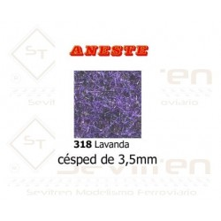 LAWN OF 3,5 mm HEIGHT. LAVENDER. ANESTE - REF 318