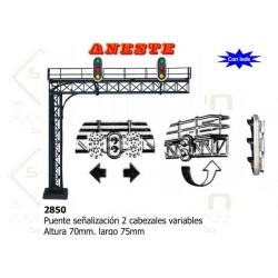 BRIDGE SIGNAL LED 2 HEADS. Aneste- Ref 2850
