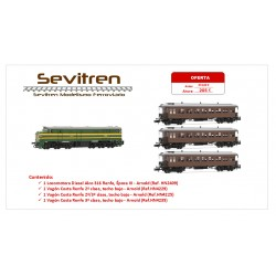 Lot Sevitren Sales RENFE - Arnold