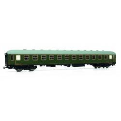 RENFE, Coach 8000 2ª class,...