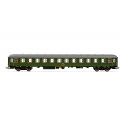 RENFE, BB-8500, Green livery, 2nd class, period IV - Electrotren E18042