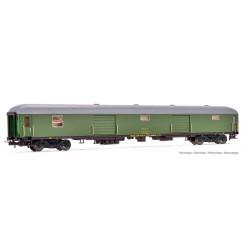 RENFE luggage van D11-11400 green period IV - Electrotren HE4002