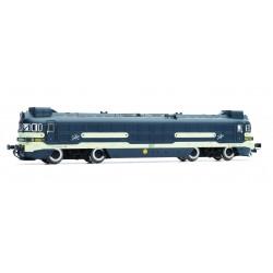 RENFE, Locomotive 354.001...