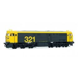 Diesel locomotive 321 025, Taxi, Digital - Electrotren E3119D