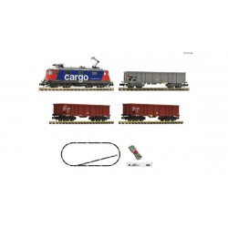 z21 start digital set: Electric locomotive class Re 420 and goods train, DB - Fleischmann 931893