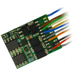 ZIMO Decoder MX634R (for HO Scale)