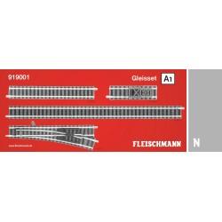 Track Set A1. Ref 919001 (Fleischmann N)