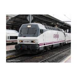"RENFE, electric locomotive 252, ""Alvia Picasso"" livery, period VI - Arnold HN2452"