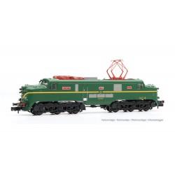 RENFE, Locomotora Eléctrica 277, decoración verde, analógica, época IV - Arnold HN2516