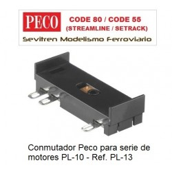 PL-13 Accessory Switch (Turnout Motor Mounting)