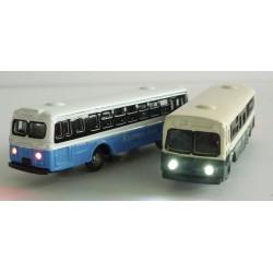 Blister 2 autobuses de...