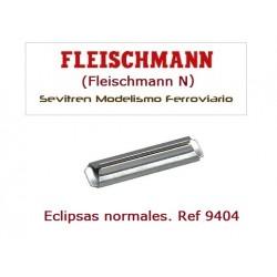 Metal rail joiner. Ref 9404 (Fleischmann N)
