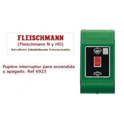 On/off switch. Ref 6923 (Fleischmann N y HO)