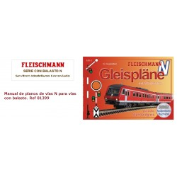 Track Manual FLEISCHMANN N...