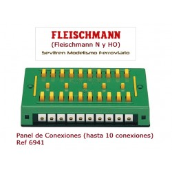 Connector panel - Ref 6941...