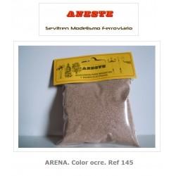 SAND. Ocher color. Aneste- Ref 145