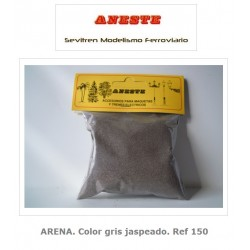 SAND. Heather gray color. Aneste- Ref 150