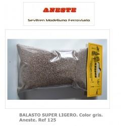 SUPER LIGHT BALLAST. Gray. Aneste- Ref 125