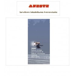 Base reflector. Aneste -...