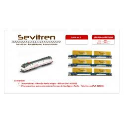 Oferta Sevitren - Lote Nº1