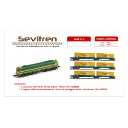 Sevitren Sales - Lot Nº2