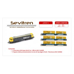 Sevitren Sales - Lot Nº4
