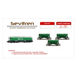Sales Sevitren - Lot Nº5