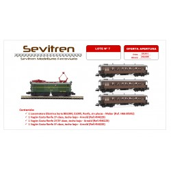 Sevitren Sales- Lot Nº7