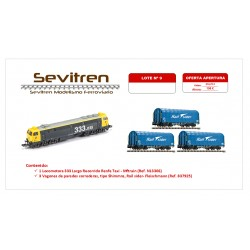 Sevitren Sales - Lot Nº9
