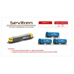 Sevitren Sales - Lot Nº10