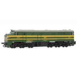 Locomotora diesel Alco...