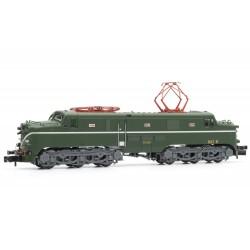 Diesel Locomotive 277.048, RENFE, green & silver - Arnold HN2343