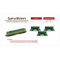 Sevitren Sales - Lot Nº12