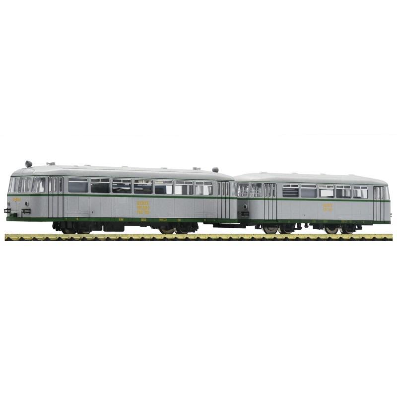2 part rail bus 591 301, RENFE - Fleischmann 740004