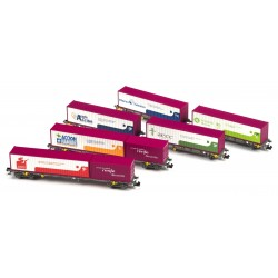 "Set ""A solidary train"" - Mftrain N71004"