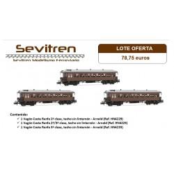 Lot Sevitren Sales Costas...