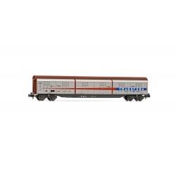 TRANSFESA, 4-axle wagon with sliding walls Habis - Arnold HN6484