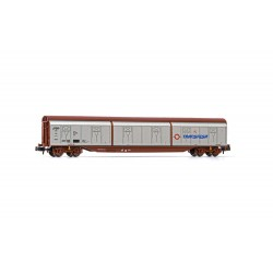 TRANSFESA, 4-axle wagon with sliding walls Habis - Arnold HN6485