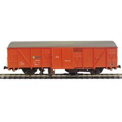 Wagon cleaner RENFE workshop, type J 600.000 Mabar - 81855